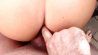 Blonde marvelous bitch allowed showing off her au naturel pierced nipple